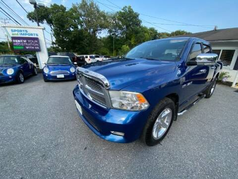 2010 Dodge Ram Pickup 1500 for sale at Sports & Imports in Pasadena MD