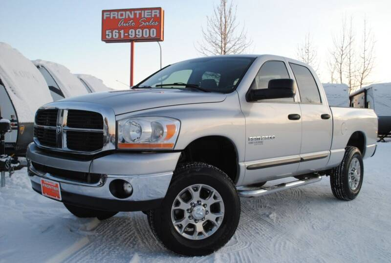2006 Dodge Ram Pickup 2500 for sale at Frontier Auto & RV Sales in Anchorage AK