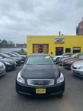 2009 Infiniti G37 Sedan for sale at Hartford Auto Center in Hartford CT