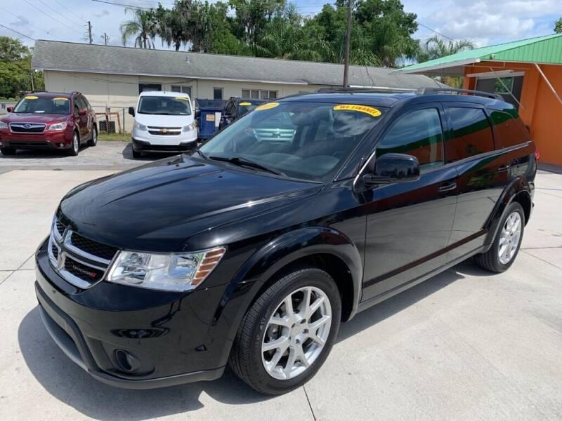 2017 Dodge Journey for sale at Galaxy Auto Service, Inc. in Orlando FL