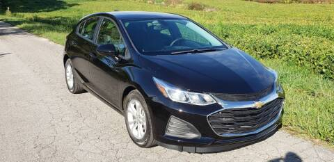 2019 Chevrolet Cruze for sale at South Kentucky Auto Sales Inc in Somerset KY