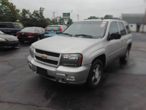 2008 Chevrolet TrailBlazer for sale at Irving Auto Sales in Whitman MA
