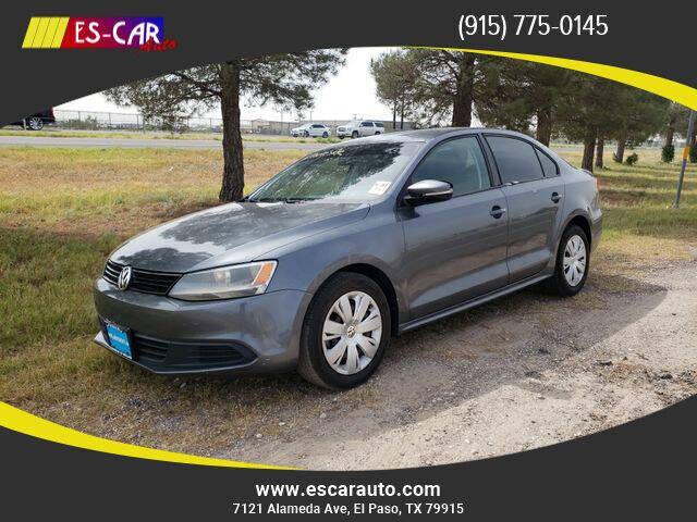 2014 Volkswagen Jetta for sale at Escar Auto in El Paso TX