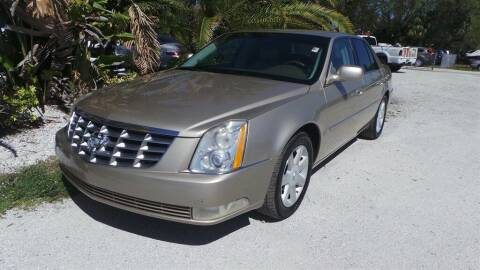 2006 Cadillac DTS for sale at Southwest Florida Auto in Fort Myers FL