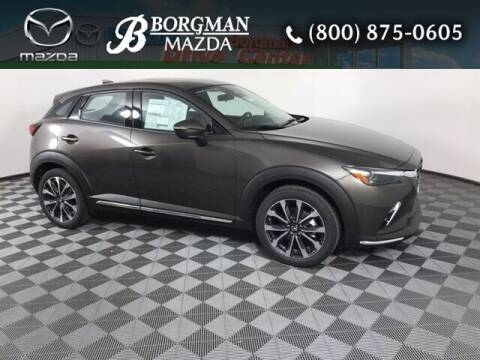 2019 Mazda CX-3 for sale at BORGMAN OF HOLLAND LLC in Holland MI