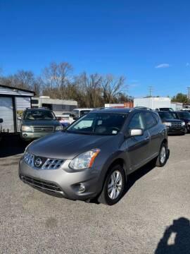 2013 Nissan Rogue for sale at Hamilton Auto Group Inc in Hamilton Township NJ