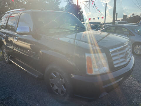 2004 Cadillac Escalade for sale at Trocci's Auto Sales in West Pittsburg PA