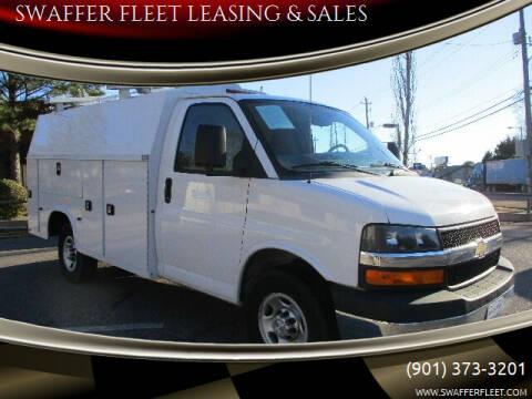 2015 Chevrolet Express Cutaway for sale at SWAFFER FLEET LEASING & SALES in Memphis TN