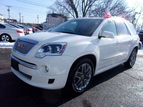 2011 GMC Acadia for sale at Top Line Import in Haverhill MA