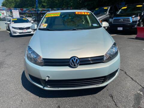 2011 Volkswagen Jetta for sale at Elmora Auto Sales in Elizabeth NJ