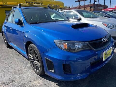 2013 Subaru Impreza for sale at New Wave Auto Brokers & Sales in Denver CO