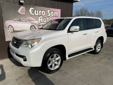 2011 Lexus GX 460 for sale at Euro Auto in Overland Park KS