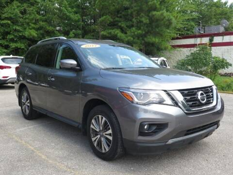 2017 Nissan Pathfinder for sale at Discount Auto Sales in Pell City AL