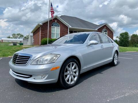 2008 Mercedes-Benz S-Class for sale at HillView Motors in Shepherdsville KY