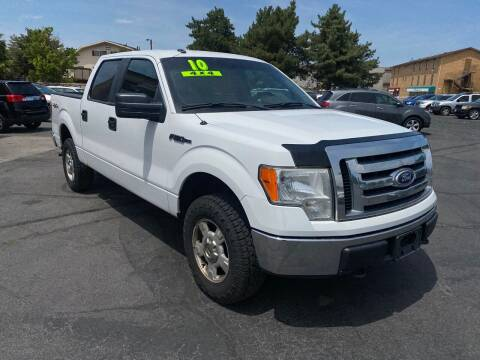2010 Ford F-150 for sale at Choice Motors of Salt Lake City in West Valley City UT