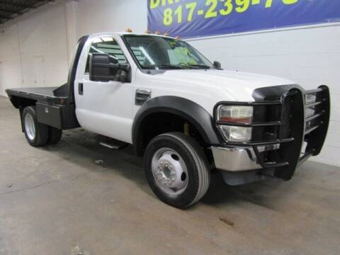 2008 Ford F-450 Super Duty for sale at DKR Trucks in Arlington TX
