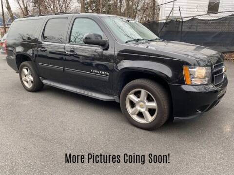 2013 Chevrolet Suburban for sale at Warner Motors in East Orange NJ