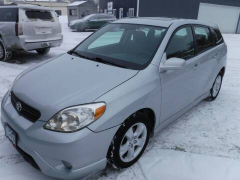 2007 Toyota Matrix for sale at J & K Auto - J and K in Saint Bonifacius MN