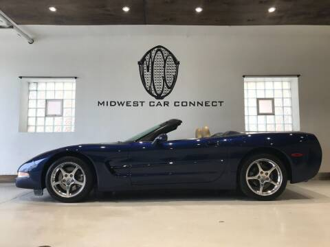2000 Chevrolet Corvette for sale at Midwest Car Connect in Villa Park IL
