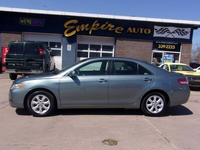 2011 Toyota Camry for sale in Sioux Falls, SD
