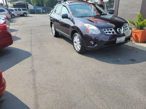 2012 Nissan Rogue for sale at Bonney Lake Used Cars in Puyallup WA