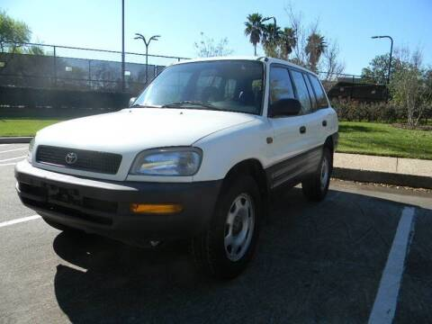 1996 Toyota RAV4 for sale at AUTO LIQUIDATORS OF TEXAS in Richmond TX