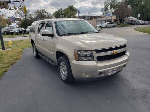 2008 Chevrolet Suburban for sale at Auto Hub in Grandview MO