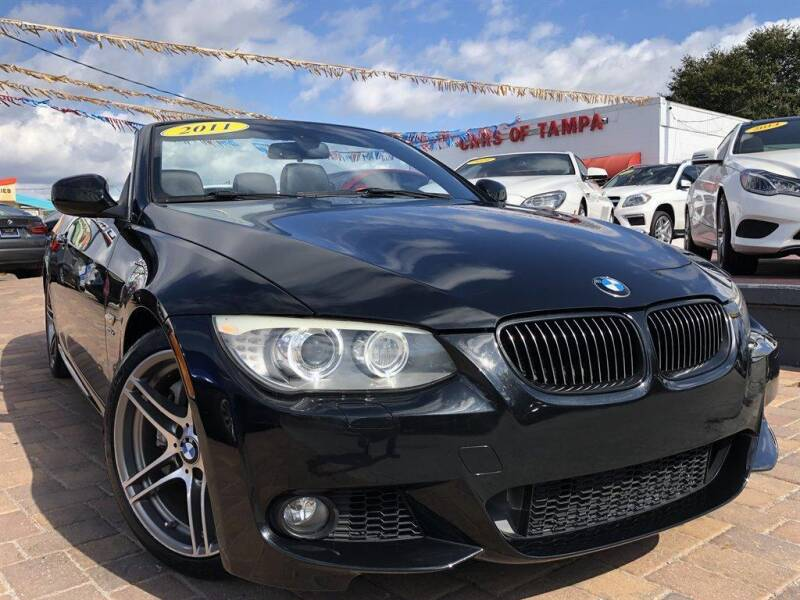 2011 BMW 3 Series for sale at Cars of Tampa in Tampa FL