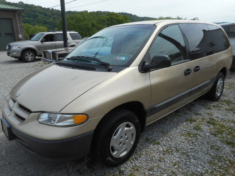 1998 Dodge Grand Caravan for sale at Sleepy Hollow Motors in New Eagle PA