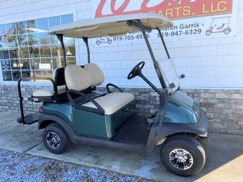 2016 Club Car PRECEDENT - EFI GAS for sale at 70 East Custom Carts LLC in Goldsboro NC