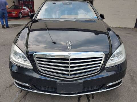 2012 Mercedes-Benz S-Class for sale at Auto Direct Inc in Saddle Brook NJ