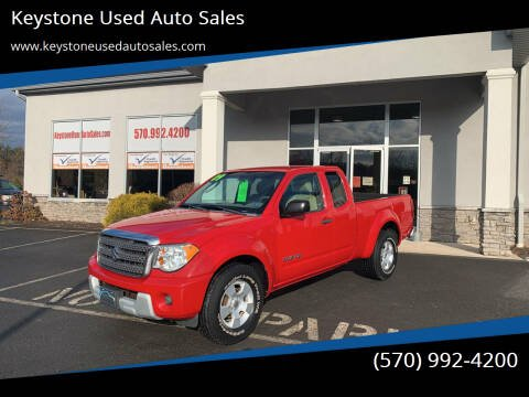 2009 Suzuki Equator for sale at Keystone Used Auto Sales in Brodheadsville PA
