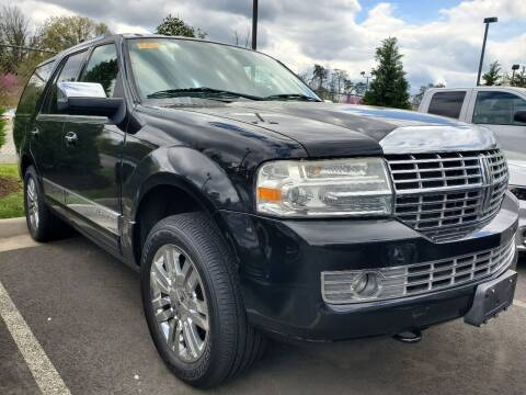 2008 Lincoln Navigator for sale at M & M Auto Brokers in Chantilly VA