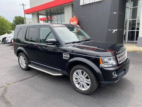 2015 Land Rover LR4 for sale at Car Revolution in Maple Shade NJ