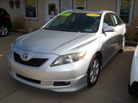 2009 Toyota Camry for sale at Summit Auto Inc in Waterford PA