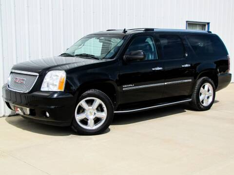 2011 GMC Yukon XL for sale at Lyman Auto in Griswold IA