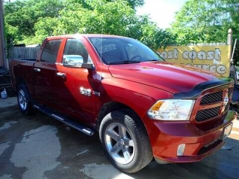 2013 RAM Ram Pickup 1500 for sale at East Coast Auto Source Inc. in Bedford VA