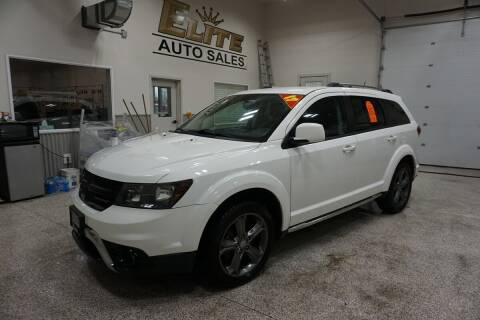 2017 Dodge Journey for sale at Elite Auto Sales in Ammon ID
