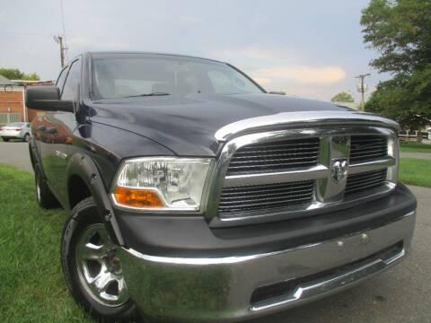2012 RAM Ram Pickup 1500 for sale at A+ Motors LLC in Leesburg VA