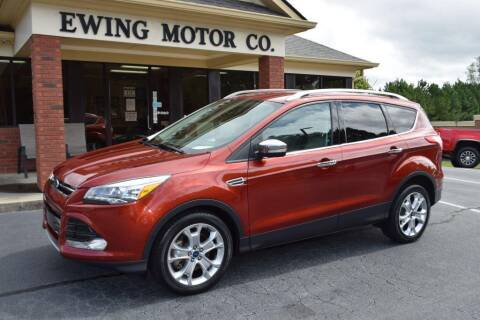 2014 Ford Escape for sale at Ewing Motor Company in Buford GA
