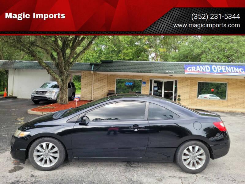 2011 Honda Civic for sale at Magic Imports in Melrose FL