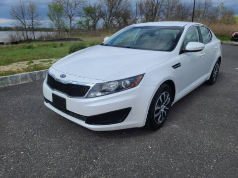 2011 Kia Optima for sale at DISTINCT IMPORTS in Cinnaminson NJ