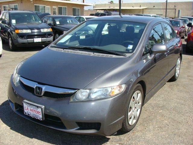 2009 Honda Civic for sale at L.A. Motors in Azusa CA
