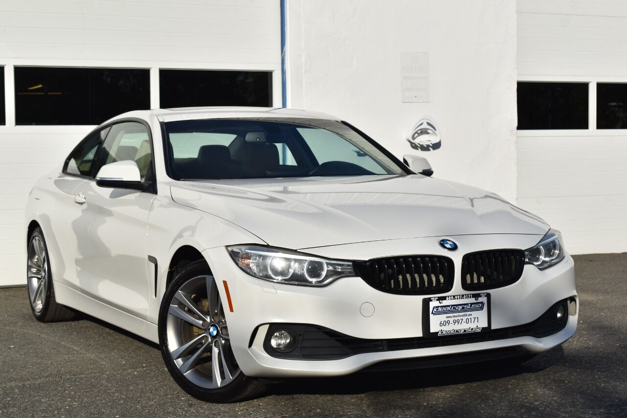 2014 BMW 4 Series 428i xDrive AWD 2dr Coupe SULEV full