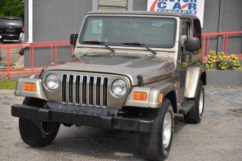 2004 Jeep Wrangler for sale at Motor Car Concepts II - Kirkman Location in Orlando FL