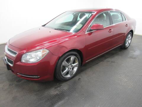 2010 Chevrolet Malibu for sale at Automotive Connection in Fairfield OH