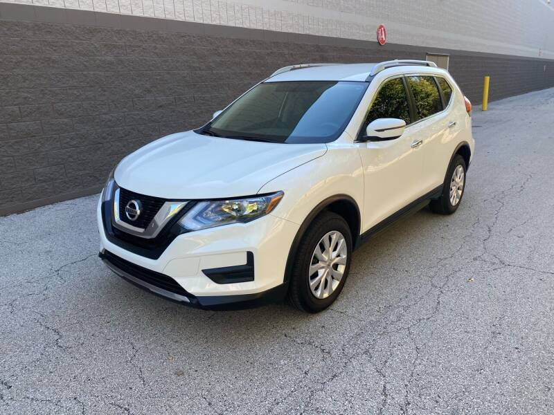 2017 Nissan Rogue for sale at Kars Today in Addison IL
