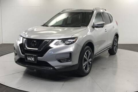 2018 Nissan Rogue Hybrid for sale at Stephen Wade Pre-Owned Supercenter in Saint George UT