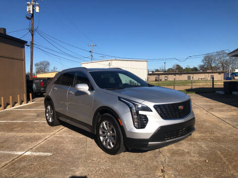 2020 Cadillac XT4 for sale at Auto Group South - Idom Auto Sales in Monroe LA