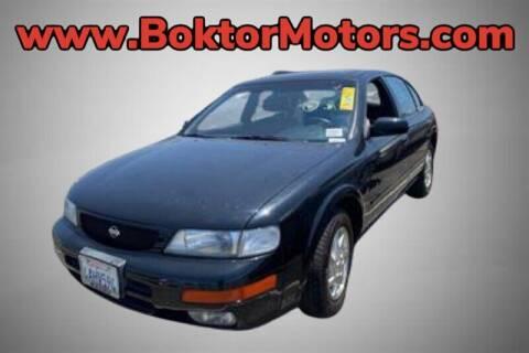 1995 Nissan Maxima for sale at Boktor Motors in North Hollywood CA
